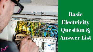 Photo of Basic Electricity Question & Answer List