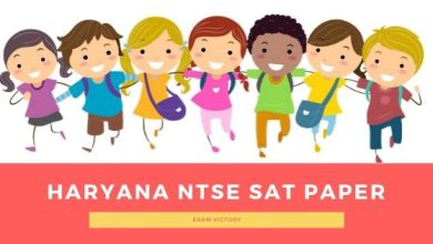 Photo of NTSE SAT Solved Question Paper 2019