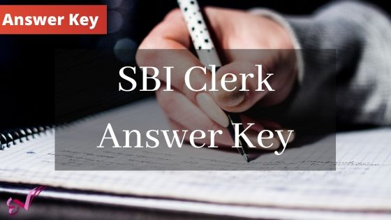 SBI Clerk Answer Key कैसे Download करें