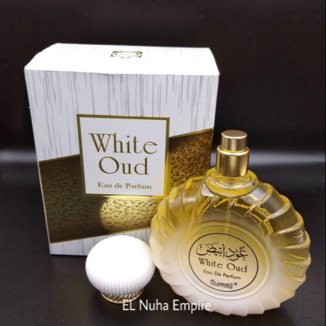 arabian white oud perfume