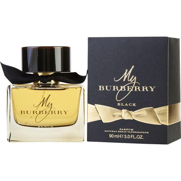 burberry black perfume