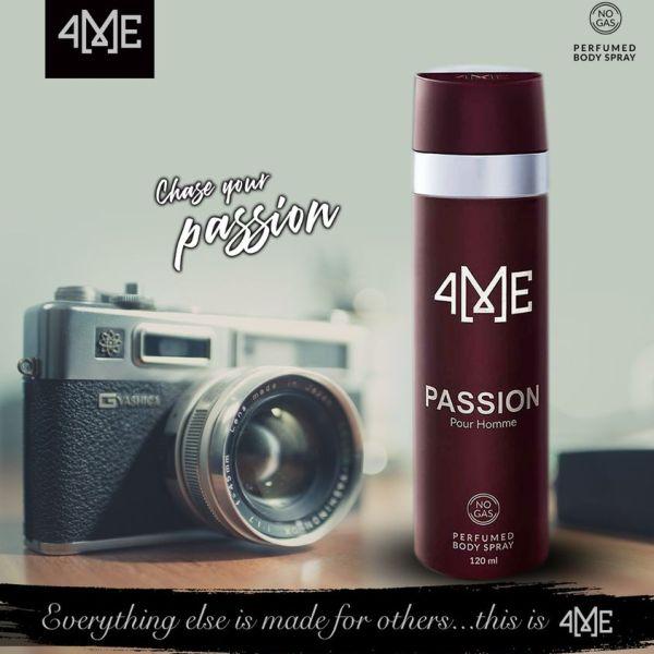 passion body spray