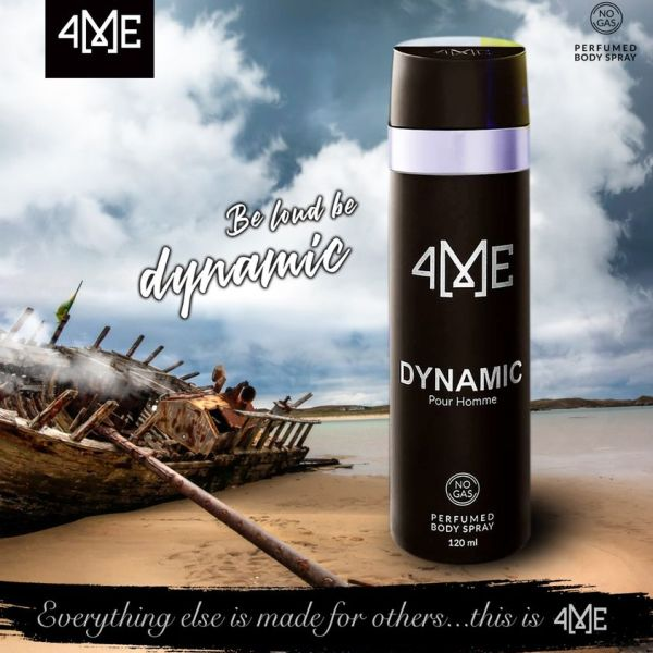 dynamic body spray