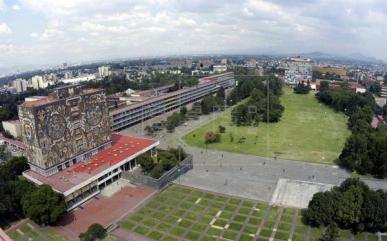 Escuela Universidad Nacional Autónoma de México (UNAM) - Ciudad de México