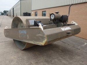 2x Bomag BW6 towed pactor rollers – The MOD Direct