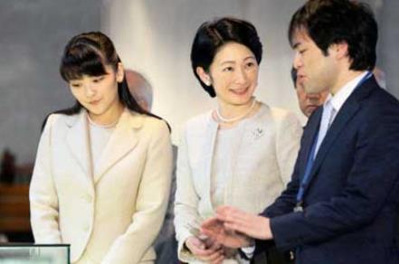 小室圭とさよなら眞子さま「お相手候補者リスト」【週刊新潮】