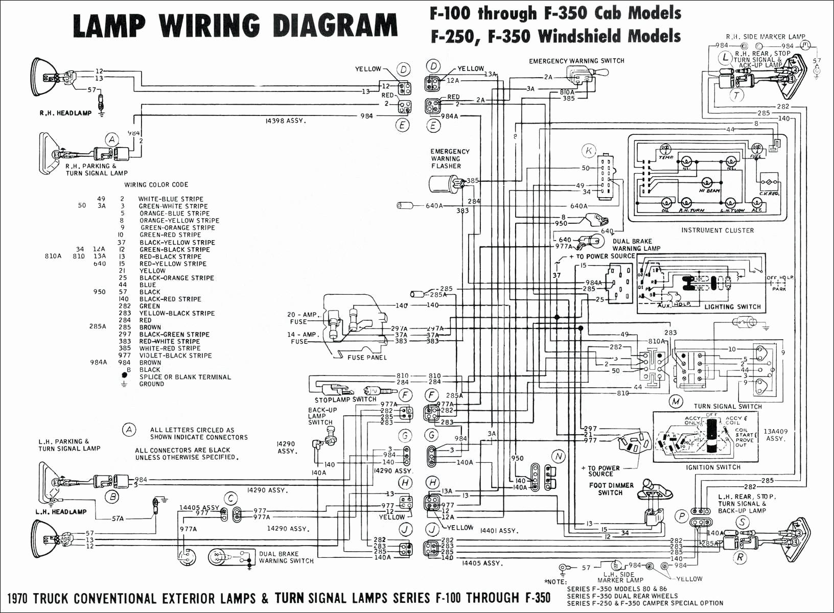 7 Prong Wiring Diagram