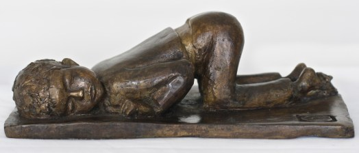 Asleep todler by Christene Morgatin