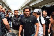 Salman Khan at IIFA 2017