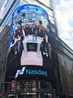 THE 18TH EDITION OF IIFA WEEKEND AND AWARDS RINGS IN The Nasdaq Stock Exchange Bell - LIVE AT TIMES SQUARE