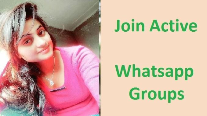 Adult Whatsapp Groups