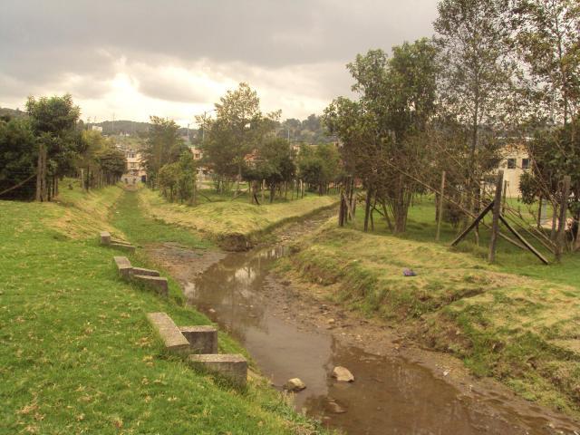 Quebrada La Salitrosa