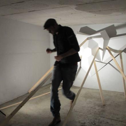 Expositie Christiaan Schuinder in EXbunker tentoonstelling ruimte Utrecht.jpg