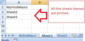 Unique Name Or Guid Property Of The Excel Workbook Sheet