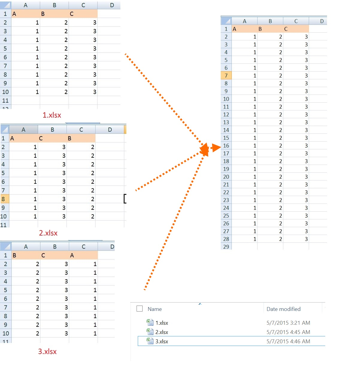 Excel Vba Join Two Ranges Together