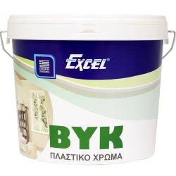 ΠΛΑΣΤΙΚΟ ΧΡΩΜΑ BYK
