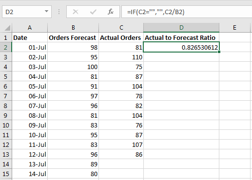Hide results based on Date 4
