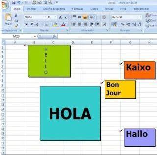 Plantillas Excel contabilidad