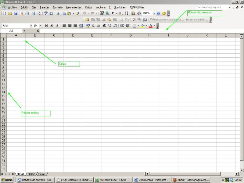 Curso Excel Gratis nivel básico