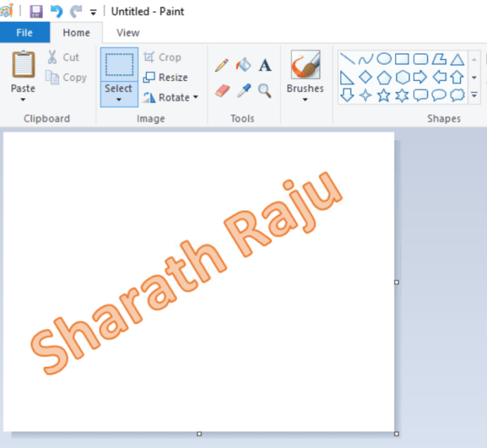 Water Mark in Excel -4.PNG