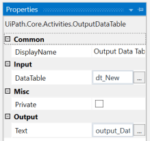 How To Get Only Headers From A Datatable In UiPath - ExcelCult