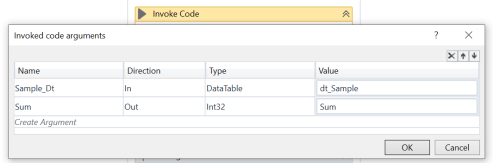 How To Use Invoke Code Activity - In UiPath - ExcelCult