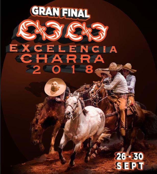 Finales Excelencia Charra 2018