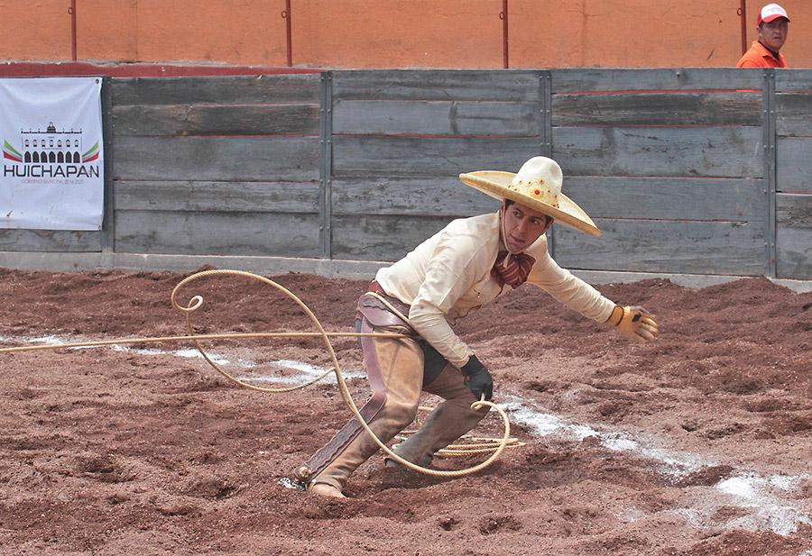 Enrique Jiménez se reveló como el mejor elemento de Cuauhtémoc con 164 puntos acumulados en tres suertes