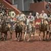 Clamorosa vuelta al ruedo de los campeones de Rancho Las Cuatas