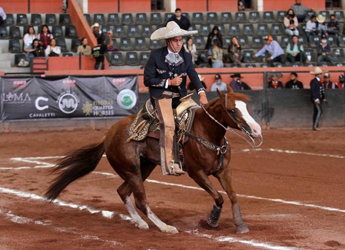 Agustín Ramírez clasificó dos ejemplares de Rancho San Agustín a la final del Caladero Abierto