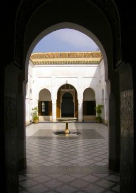 Tabares en Marruecos