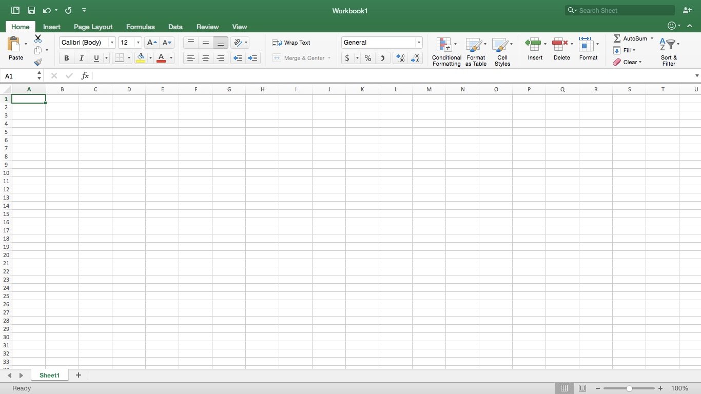Employee Profile Template Excel