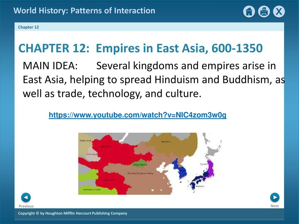 Chapter 12 Empires In East Asia Worksheet Answers