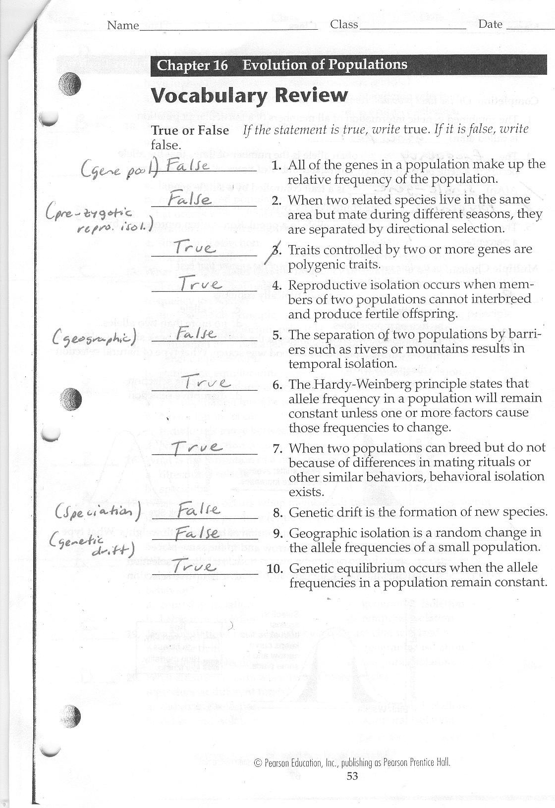 Chapter 4 Cell Structure And Function Worksheet Answers