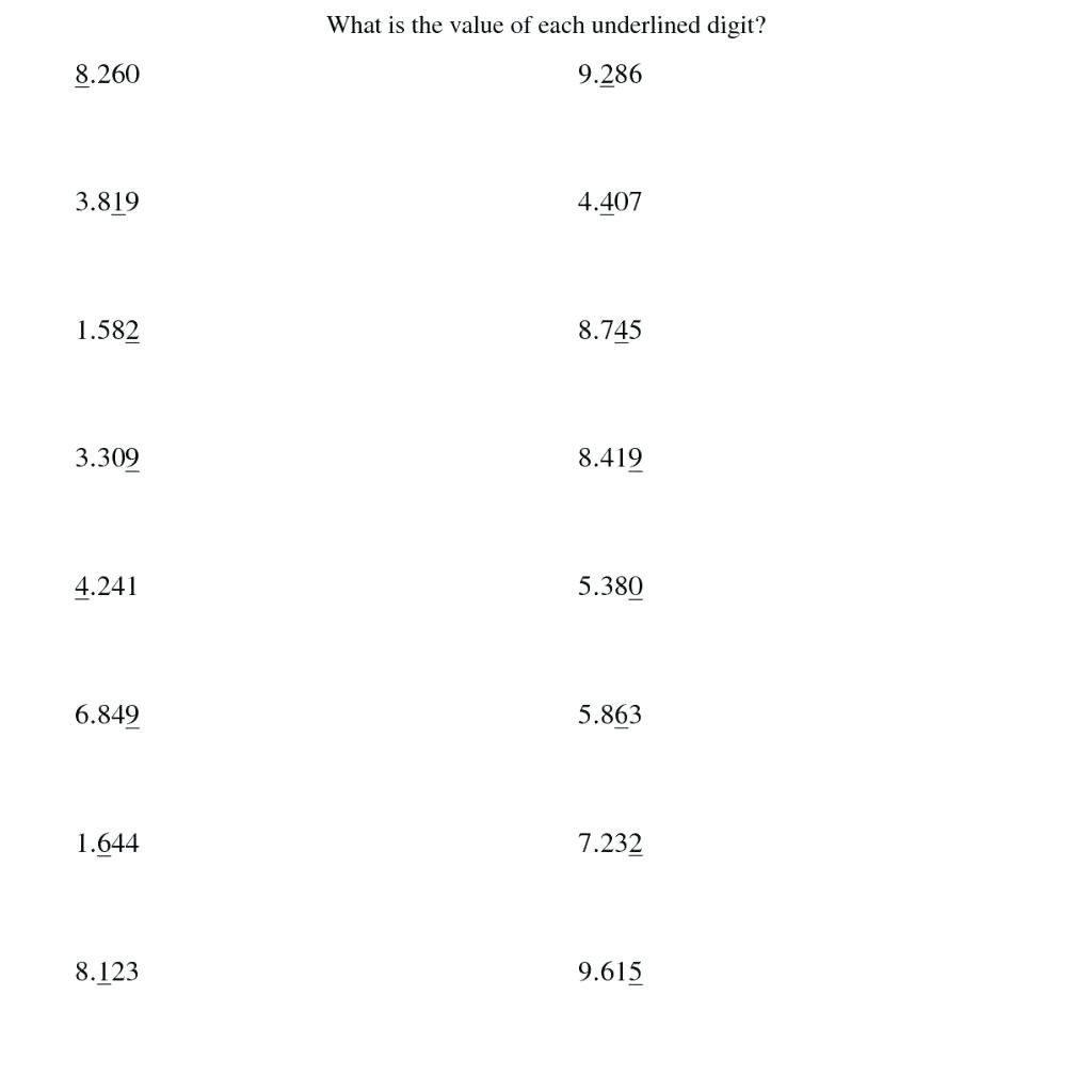 Saxon Math Kindergarten Worksheets