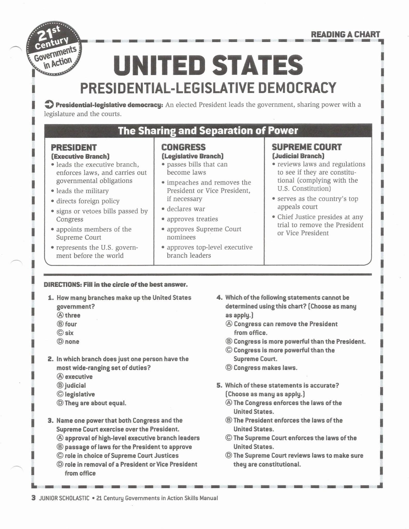 Landmark Cases Supreme Court Cases Worksheet