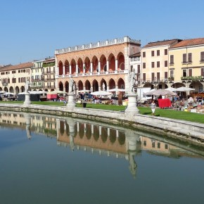 The secrets of Padova, Italy