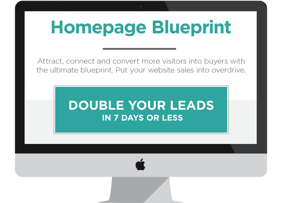 Money Making Homepage Blueprint