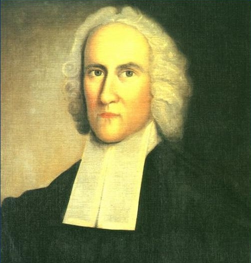 Jonathan Edwards (1703-1758) was a Christian preacher and theologian.
