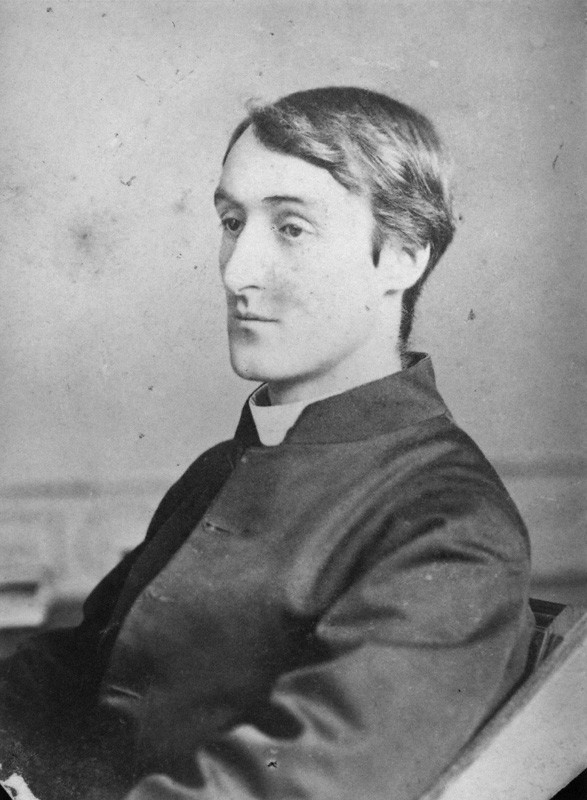 Gerard Manley Hopkins by Foreshaw & Coles