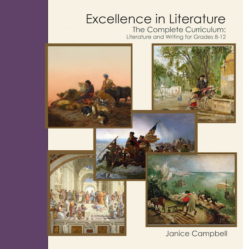 Excellence in Literature by Janice Campbell