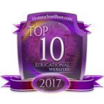 Top 10 Educational Websites: Reading, Literature, and Writing category award from Homebase.com