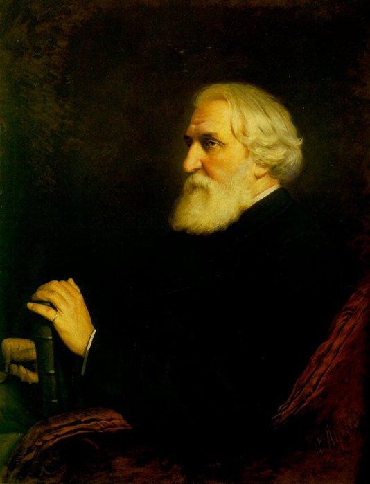 Turgenev and Tchaikovsky