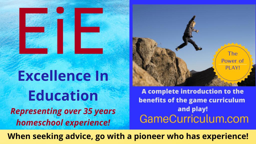 Game Curriculum