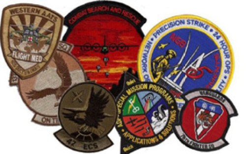 Custom Patches - Embroidered Patches
