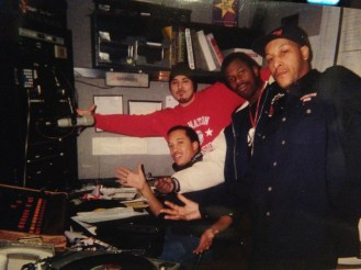 The Down Lo Mix Show with lil'dave along with special guest Cee-Knowledge (of Digable Planets) and the Cosmic Funk Orchestra.