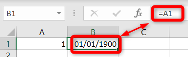 Calcul âge Excel - Format date Excel