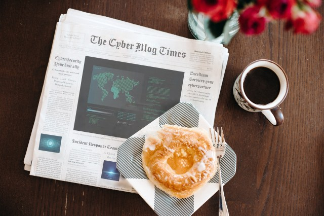 Cyber Blog Times paper: How to reinforce your infrastructure with a soc