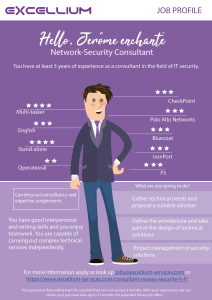 Network-Security Consultant infographic