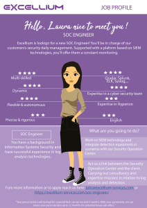Soc Engineer Girl: Inforgraphy